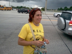 Rosana Araujo, Miami Workers Center